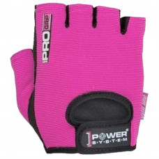 Перчатки для фитнеса Power System Pro Grip PS-2250 S Pink (PS-2250_S_Pink) - Фото №1