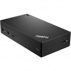 Порт-репликатор Lenovo ThinkPad USB 3.0 Ultra Dock (40A80045EU) - Фото №1