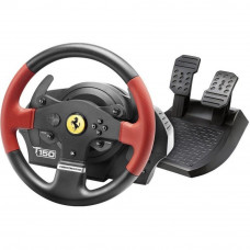 Руль ThrustMaster T150 Ferrari Wheel with Pedals (4160630) - Фото №1